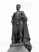 Photo: King George V Statue Madras