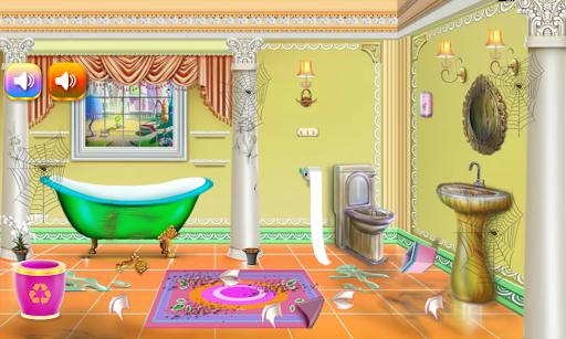 Bathroom cleaning: Games for girls apkdebit screenshots 2