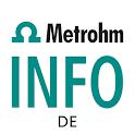 Metrohm Information DE icon