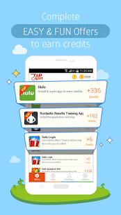 Tap Cash Rewards - Make Money Screenshot