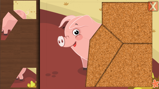 Animal Jigsaw Puzzle Toddlers 3.5 screenshots 21