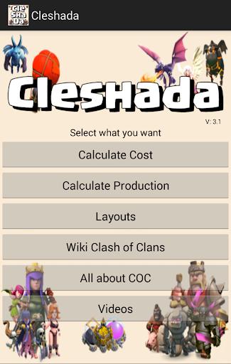 Cleshada