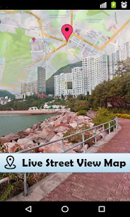 Street Live Map - Earth Map View - náhled