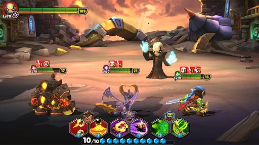 Skylandersu2122 Ring of Heroes A.1.0.1 screenshots 6