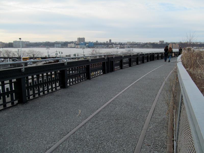 Photo: Curve near the Hudson River