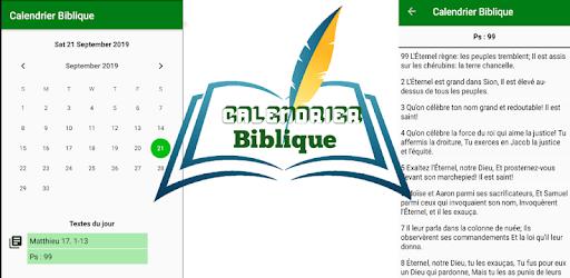 Calendrier Biblique.Calendrier Biblique Aplikacije Na Google Playu