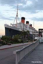 Photo: (Year 3) Day 30 -  The Queen Mary Hotel #2