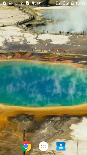 Yellowstone Video Wallpaper
