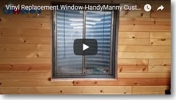 Vinyl Replacement Basement Windows-VIDEO