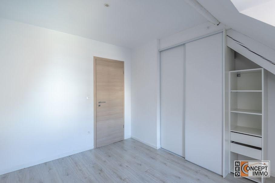 Vente appartement 3 pièces 57 m² à Haguenau (67500), 165 000 €