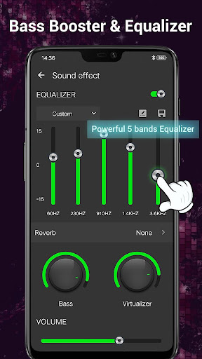 Features of Bass Booster Mac