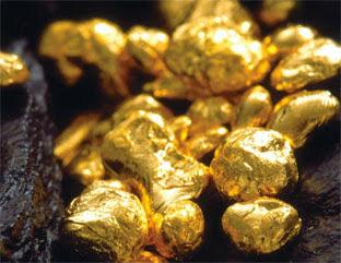 Сколько добыто золота всего?