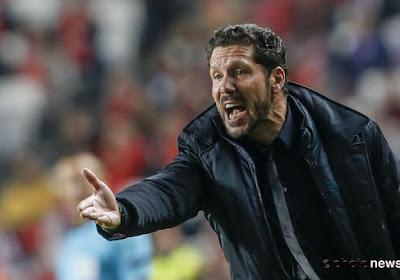 L'Atletico revient à hauteur du Barça