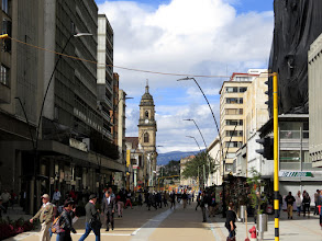 Photo: Bogotá - Carrera 7