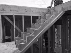 Photo: Indoor stairs!
