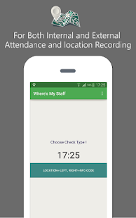 Where's My Staff- Tracking & Attendance system- screenshot thumbnail
