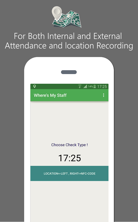 Where's My Staff- Tracking & Attendance system- screenshot