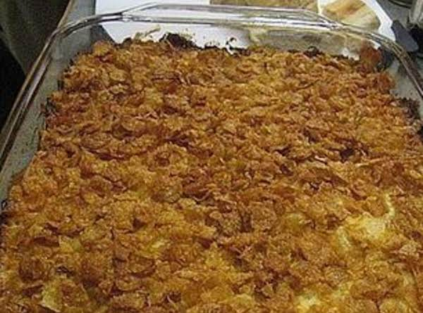Sour Cream Potato Pie Recipe