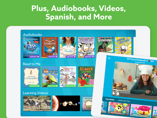 Epic: Kids' Books & Educational Reading Library 1.15.6 Screenshots 8