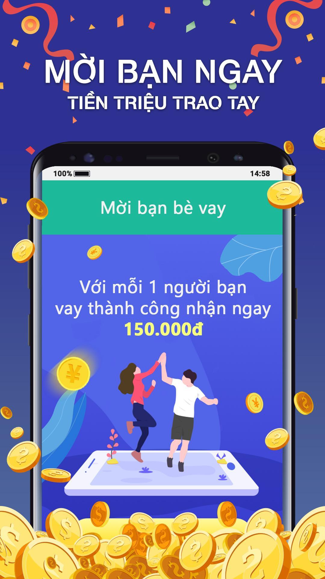 iDong - Vay Tiền Online - 30s Có Tiền Ngay