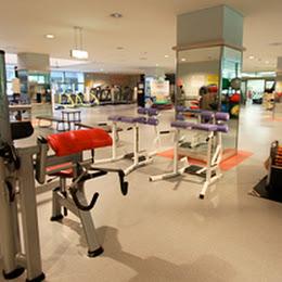 武蔵野総合体育館のトレーニング室