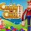 Candy Crush Saga Full HD Custom New Tab