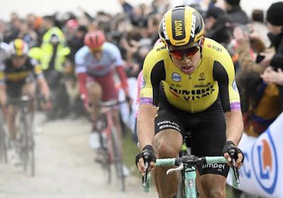 Wout Van Aert niet alleen naar de Dauphiné om kopman Steven Kruijswijk te helpen