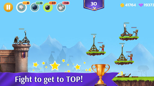 Catapult - castle & tower defense screenshot 8
