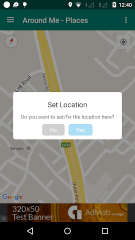 android Around Me - Places (Search) Screenshot 5