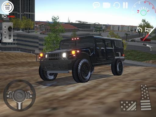 Fast&Grand - Multiplayer Car Driving Simulator filehippodl screenshot 8