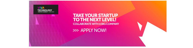 Vivatech apply now