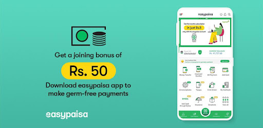 Easypaisa - Mobile Load, Send Money & Pay Bills - Apps on Google Play