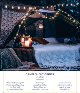 candlelight-tent