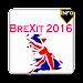 Brexit Info 2016 Icon