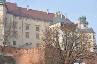 Photo: Podzim má v Krakově své kouzlo. I když dnes byla docela zima (0 až mínus 1 stupeň).