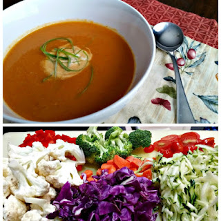 Quick & Easy Vegetable Soup.