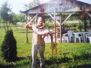 """Photo: Kovács János """"az utolsó élő csicsói halász"""""""