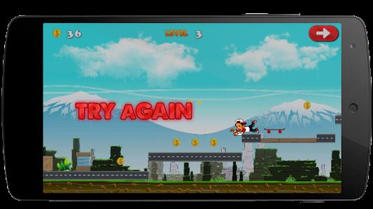 Skater boy Crazy game screenshot 5