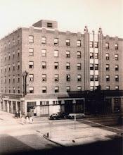 Photo: Hotel Belleville Circa 1943 Southeast Public Square