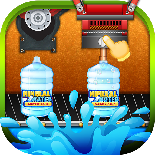 Mineral Water : Factory Mania
