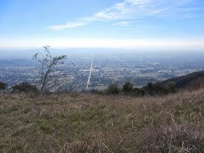 Photo: View south down Barranca Avenue