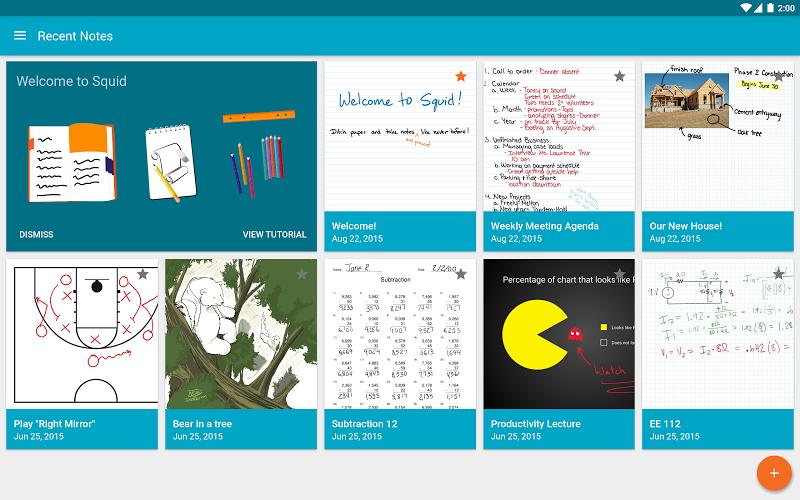 Squid - Take Notes & Markup PDFs Screenshot 9
