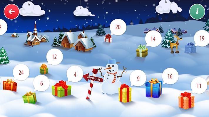 Spielwaren-Adventskalender - screenshot