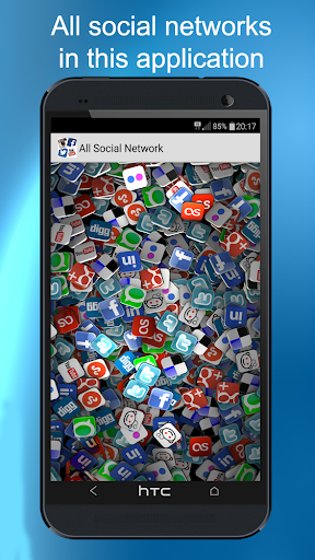 All Social Networks 7.12.15 screenshots 4