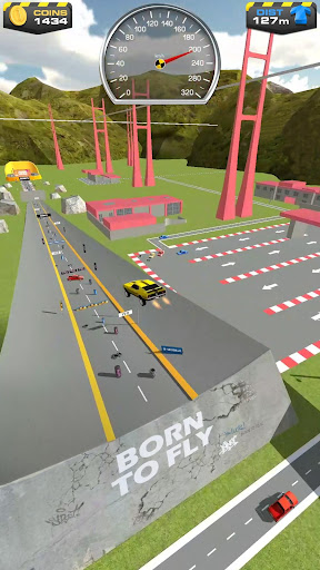 Ramp Car Jumping 1.4 screenshots 1