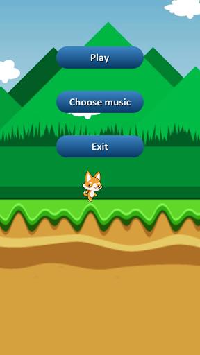 Little Cat Run and Jump 1.6 de.gamequotes.net 3