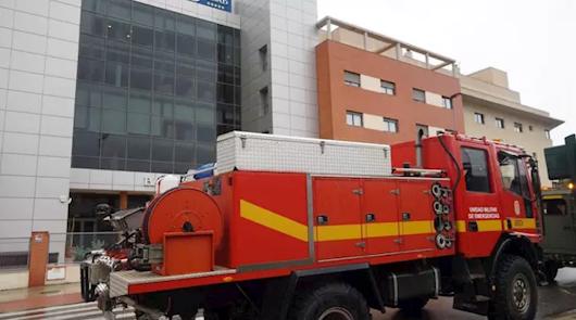 Residencias de Almería, libres de coronavirus tras 105 afectados y 16 muertos