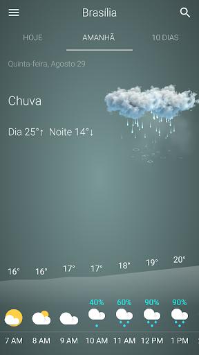 Tempo Brasil  screenshot 4