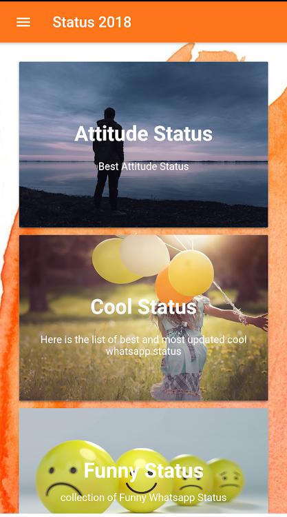 Status 2018 Android Aplicaciones Appagg