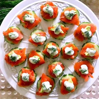 Healthy Canapes Recipes.
